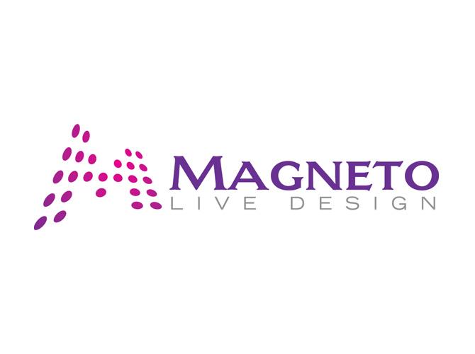 Magneto Live Design Logo Design