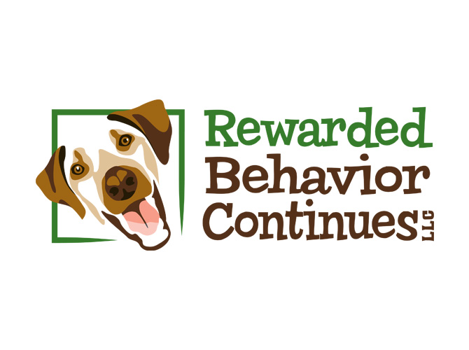 Rewarded Behavior Continues Logo Design