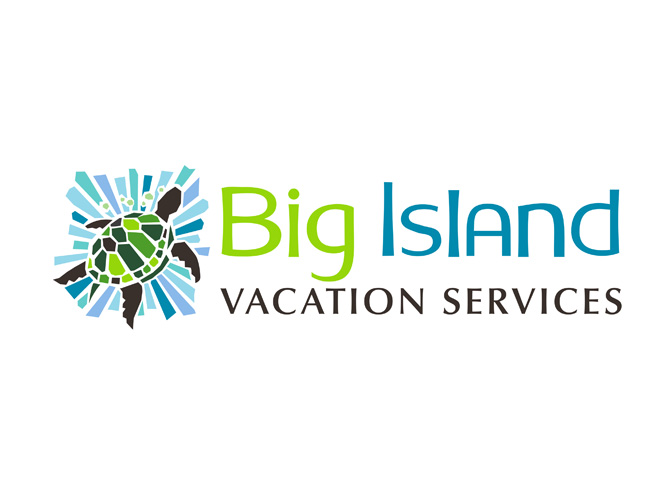 Big Island Logo Design