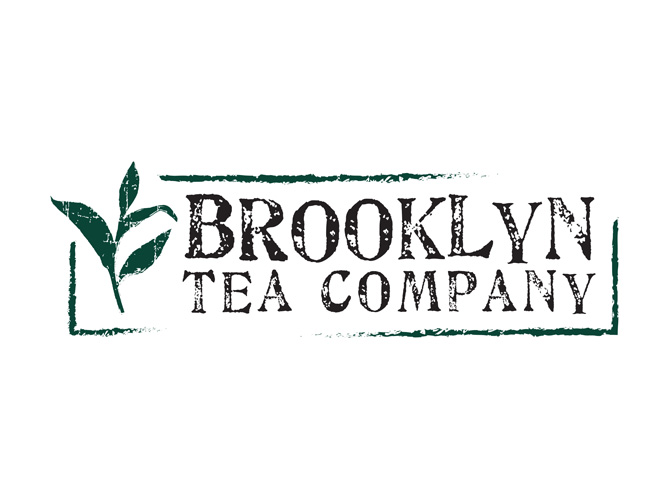 Brooklyn Tea Company Logo Design