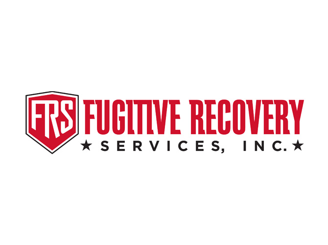 Fugitive Recovery Services Logo Design