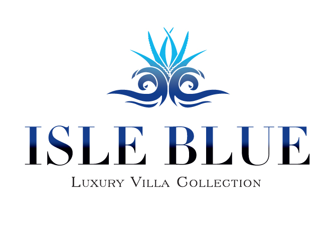 Isle Blue Logo Design