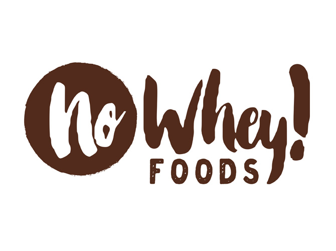NoWhey Logo Design