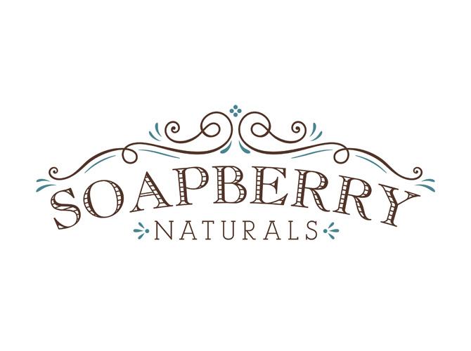 Soapberry Naturals Logo Design