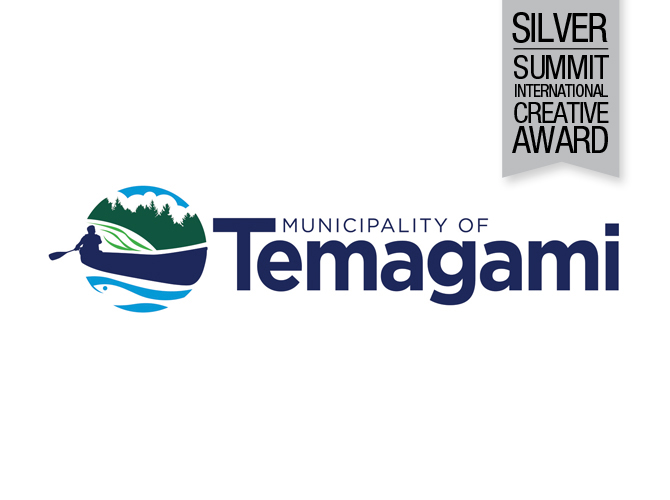 Municipality of Temagami Logo Design