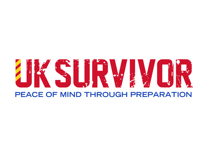 UK Survivor Logo Design