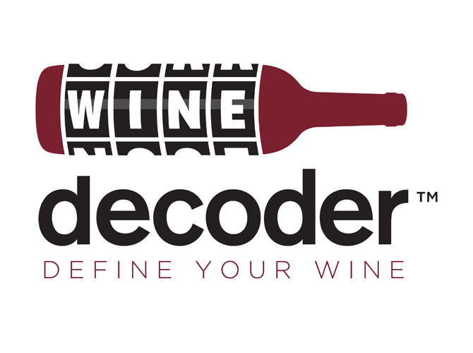 Wine Decoder Logo Design