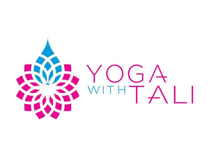 Yoga with Tali Logo Design