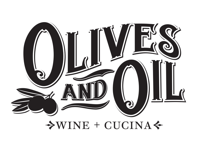 Olives and Oil Logo Design