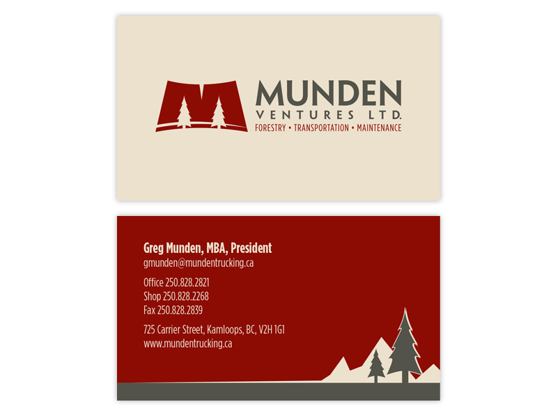 Business Cards | Seven Thirteen Creative, Inc.