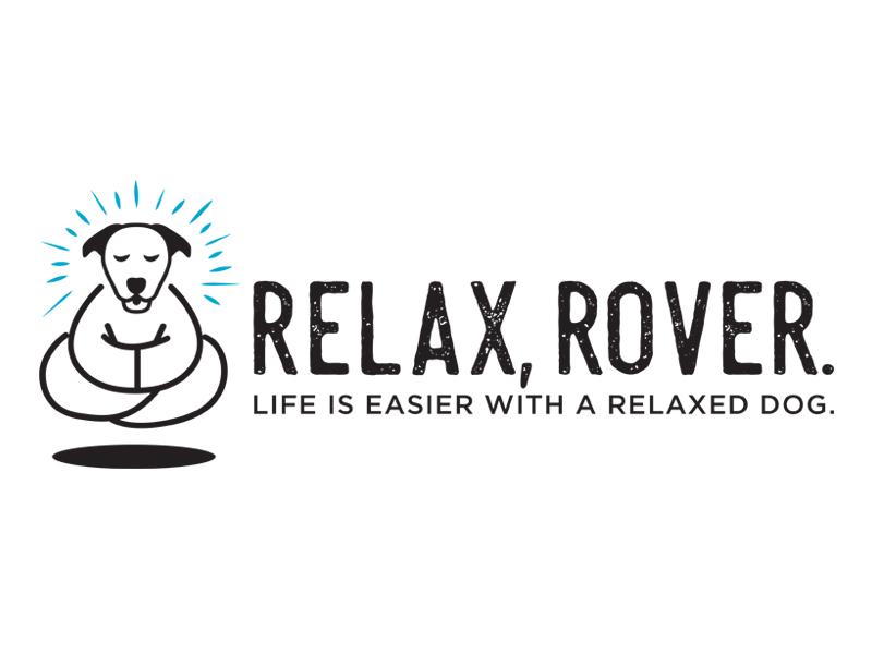 Relax Rover Logo Design