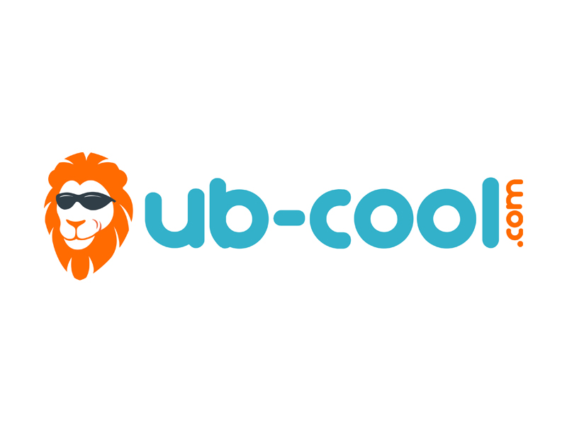 ub-cool Logo Design
